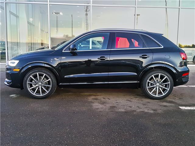 2018 Audi Q3 2.0T Technik (Stk: 180193) in Regina - Image 2 of 27