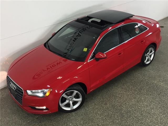 2015 Audi A3 KOMFORT- TDI|SUNROOF|HEATED LEATHER|CRUISE! (Stk: 31751) in Belleville - Image 2 of 25