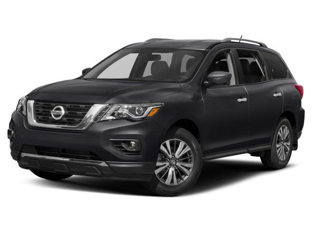 2018 Nissan Pathfinder SV Tech (Stk: JC611054) in Cobourg - Image 1 of 9