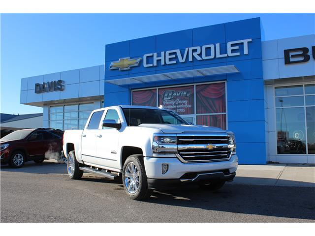 2018 Chevrolet Silverado 1500 High Country (Stk: 188485) in Claresholm - Image 1 of 40