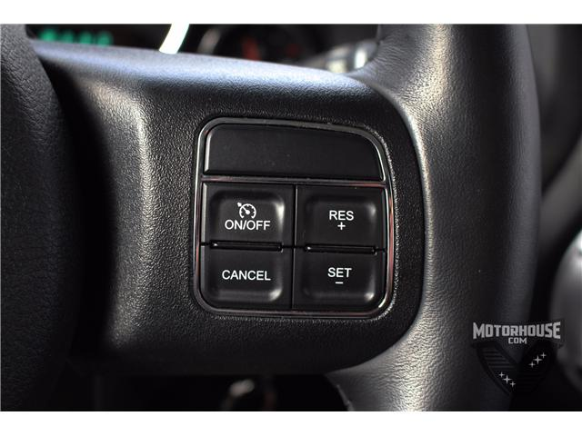 2015 Jeep Wrangler Unlimited Sahara (Stk: 1613) in Carleton Place - Image 40 of 48