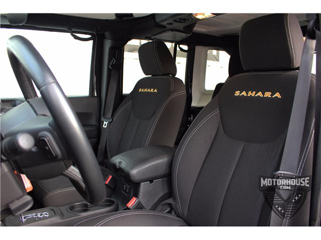 2015 Jeep Wrangler Unlimited Sahara (Stk: 1613) in Carleton Place - Image 8 of 48