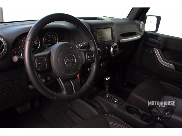 2015 Jeep Wrangler Unlimited Sahara (Stk: 1613) in Carleton Place - Image 9 of 35