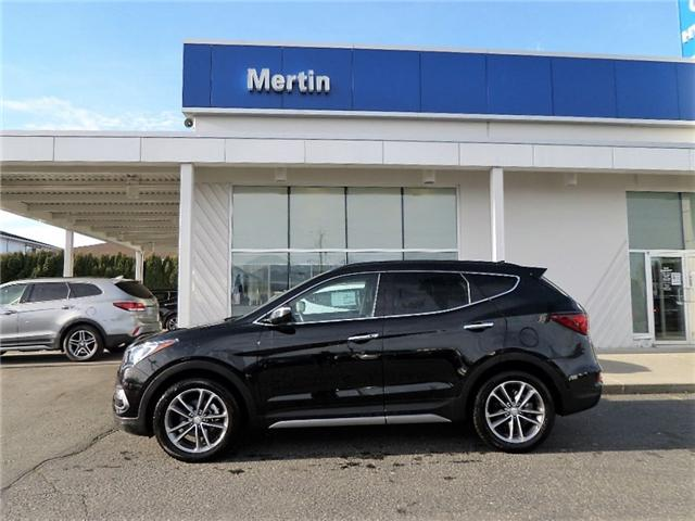 2017 Hyundai Santa Fe Sport 2.0T Limited (Stk: H17-0155P) in Chilliwack - Image 2 of 10