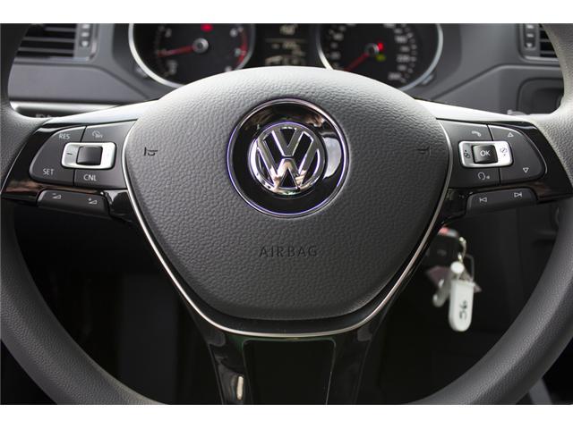 2017 Volkswagen Jetta 1.4 TSI Trendline+ (Stk: HJ373273) in Surrey - Image 9 of 29