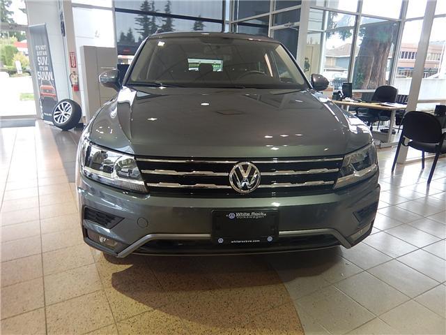 2018 Volkswagen Tiguan Trendline (Stk: JT023923) in Surrey - Image 3 of 21