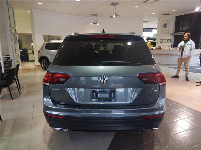 2018 Volkswagen Tiguan Trendline (Stk: JT023923) in Surrey - Image 19 of 21