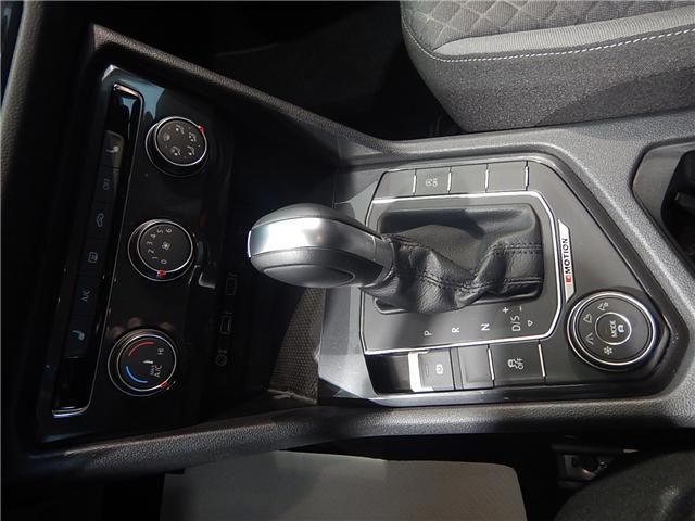 2018 Volkswagen Tiguan Trendline (Stk: JT023923) in Surrey - Image 10 of 21
