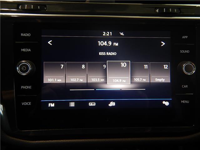 2018 Volkswagen Tiguan Trendline (Stk: JT023923) in Surrey - Image 9 of 21