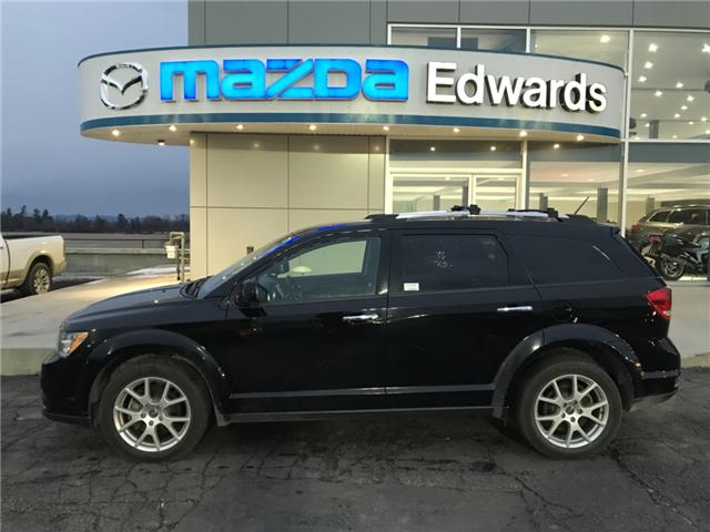 2016 Dodge Journey R/T (Stk: 20765) in Pembroke - Image 1 of 11