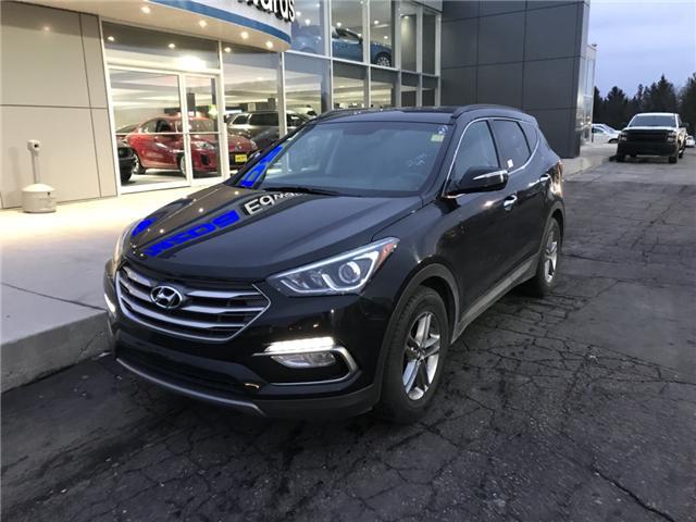 2017 Hyundai Santa Fe Sport 2.4 Premium (Stk: 20752) in Pembroke - Image 2 of 11