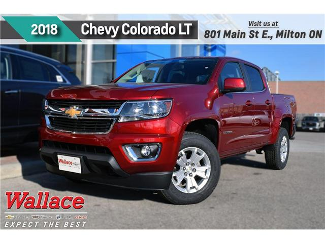 2018 Chevrolet Colorado LT (Stk: 167110) in Milton - Image 1 of 9