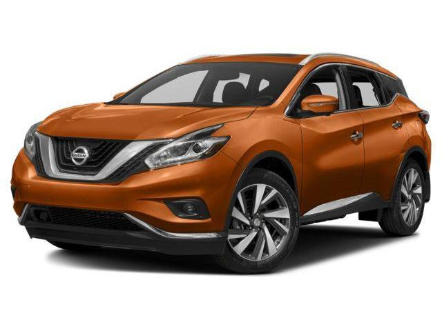 2018 Nissan Murano SL (Stk: 18118) in Barrie - Image 1 of 9