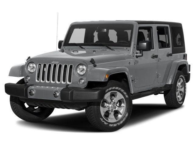 2018 Jeep Wrangler JK Unlimited Sahara (Stk: 181223) in Thunder Bay - Image 1 of 9