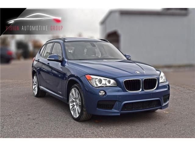 2014 BMW X1 xDrive28i (Stk: 20910) in Toronto - Image 3 of 24