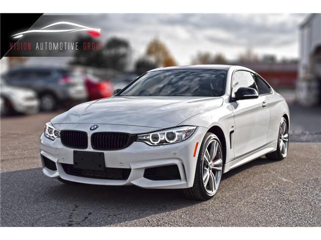 2014 BMW 435i xDrive (Stk: 86176) in Toronto - Image 1 of 24