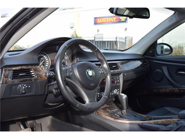 2007 BMW 328 xi (Stk: 06929) in Toronto - Image 7 of 17
