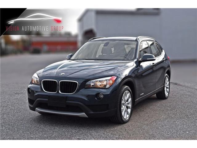 2014 BMW X1 xDrive28i (Stk: 13562) in Toronto - Image 1 of 20