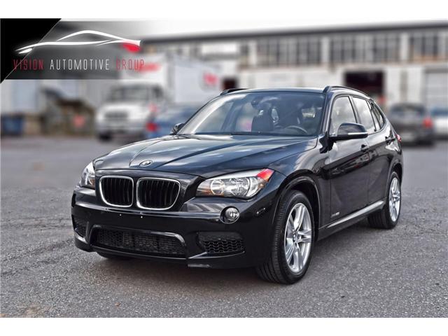 2014 BMW X1 xDrive28i (Stk: 23950) in Toronto - Image 1 of 21
