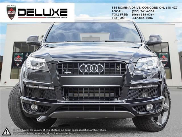 2014 Audi Q7 TDI Progressiv (Stk: D0169) in Concord - Image 2 of 29