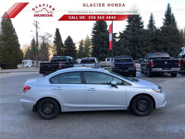 2014 Honda Civic EX (Stk: V-4966-A) in Castlegar - Image 1 of 24
