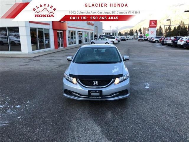 2014 Honda Civic EX (Stk: V-4966-A) in Castlegar - Image 2 of 24