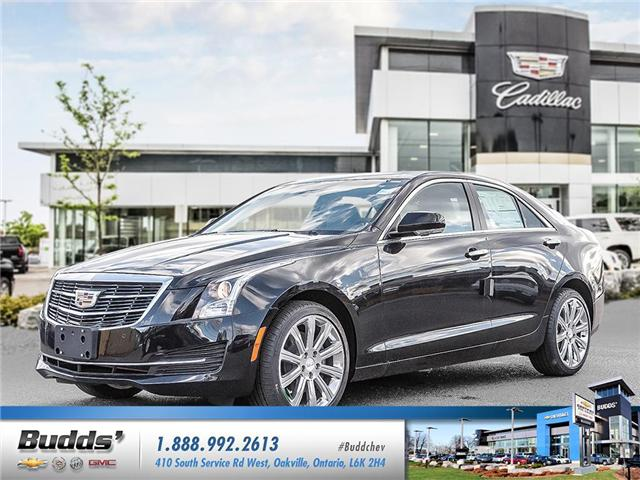 2018 Cadillac ATS 2.0L Turbo Luxury (Stk: AT8045) in Oakville - Image 1 of 25