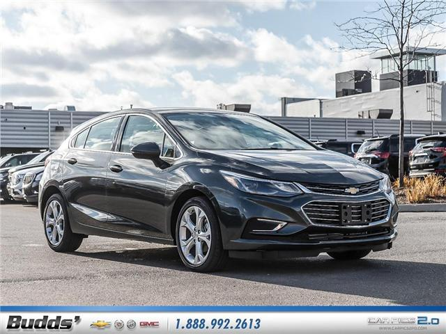 2018 Chevrolet Cruze Premier Auto (Stk: CR8015) in Oakville - Image 6 of 25
