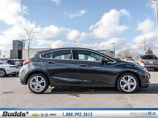 2018 Chevrolet Cruze Premier Auto (Stk: CR8015) in Oakville - Image 7 of 25