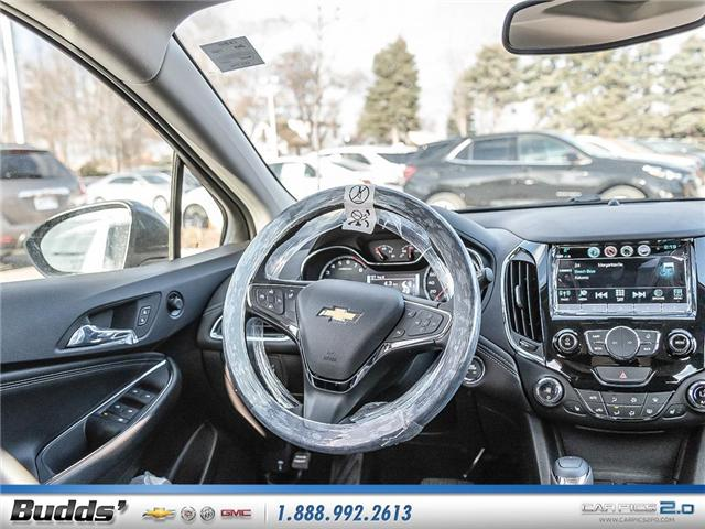 2018 Chevrolet Cruze Premier Auto (Stk: CR8015) in Oakville - Image 9 of 25