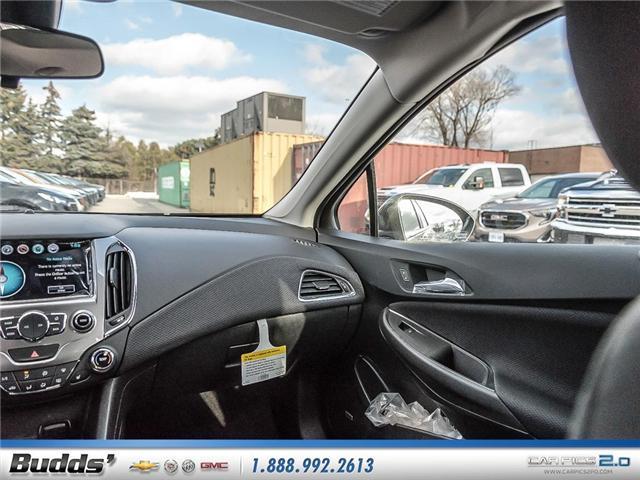 2018 Chevrolet Cruze LT Auto (Stk: CR8013) in Oakville - Image 11 of 25