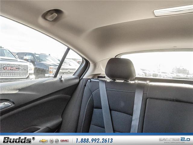2018 Chevrolet Cruze LT Auto (Stk: CR8013) in Oakville - Image 12 of 25