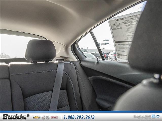 2018 Chevrolet Cruze LT Auto (Stk: CR8013) in Oakville - Image 14 of 25