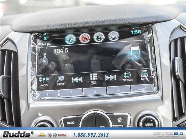 2018 Chevrolet Cruze LT Auto (Stk: CR8013) in Oakville - Image 16 of 25