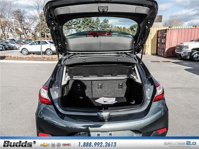 2018 Chevrolet Cruze LT Auto (Stk: CR8013) in Oakville - Image 19 of 25