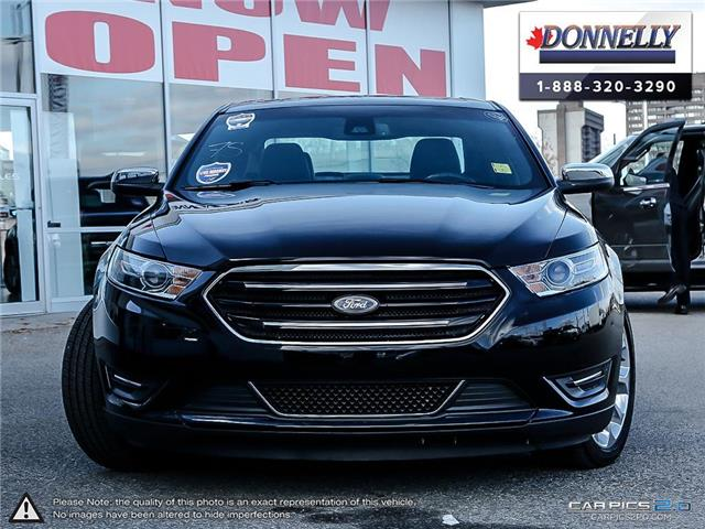 2017 Ford Taurus Limited (Stk: DUR5540) in Ottawa - Image 2 of 28