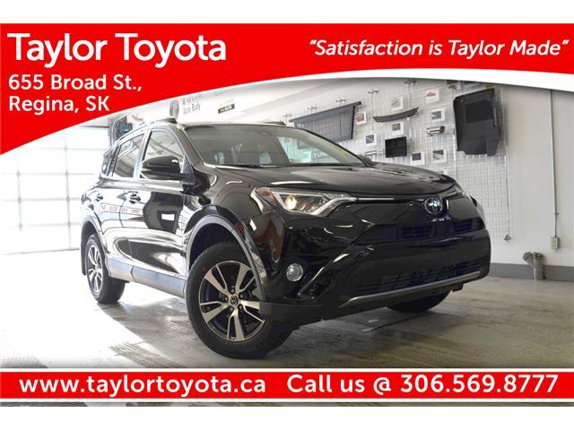 2018 Toyota RAV4 XLE (Stk: 183122) in Regina - Image 1 of 26
