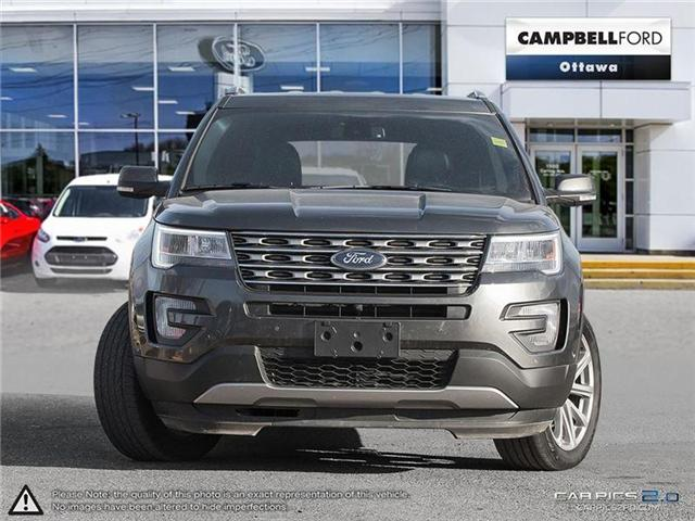 2017 Ford Explorer Limited AWD-LOADED-EARLY BIRD (Stk: 937220) in Ottawa - Image 2 of 29