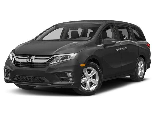 2018 Honda Odyssey EX-L (Stk: 18480) in Barrie - Image 1 of 9