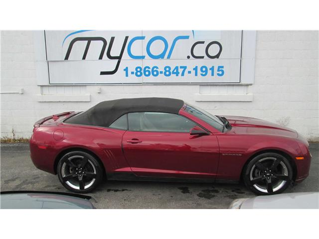 2011 Chevrolet Camaro LT (Stk: 171899) in Richmond - Image 2 of 13