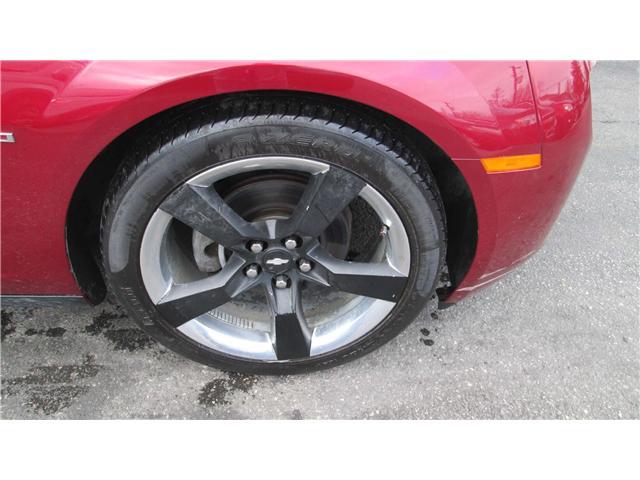2011 Chevrolet Camaro LT (Stk: 171899) in Richmond - Image 8 of 13