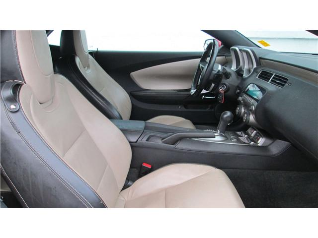 2011 Chevrolet Camaro LT (Stk: 171899) in Richmond - Image 10 of 13