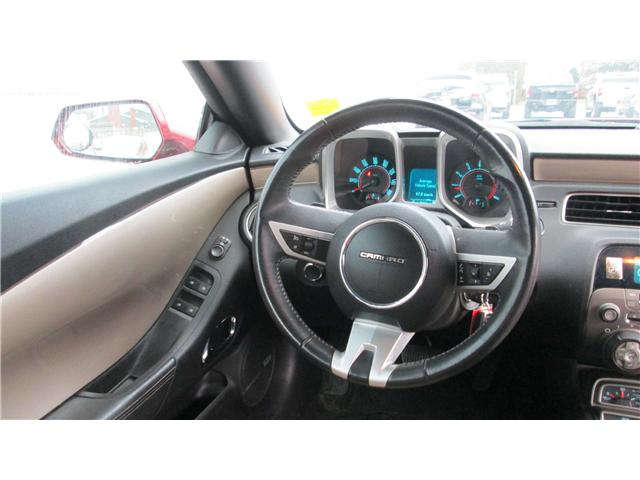 2011 Chevrolet Camaro LT (Stk: 171899) in Richmond - Image 12 of 13