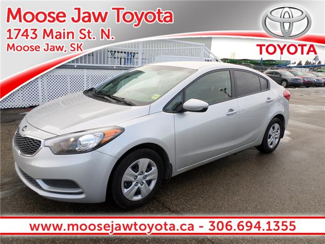 2016 Kia Forte 1.8L LX+ (Stk: 6891) in Moose Jaw - Image 1 of 16
