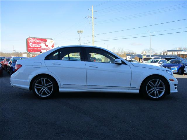 2014 Mercedes-Benz C-Class Base (Stk: 171865) in Richmond - Image 2 of 12