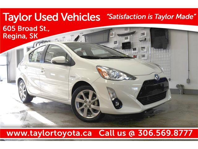 2016 Toyota Prius c Technology (Stk: 168190) in Regina - Image 1 of 29