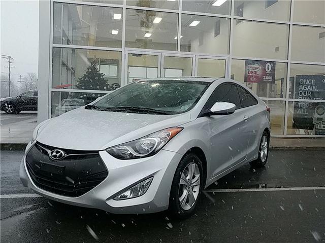 2013 Hyundai Elantra GLS (Stk: 18003A) in New Minas - Image 1 of 18