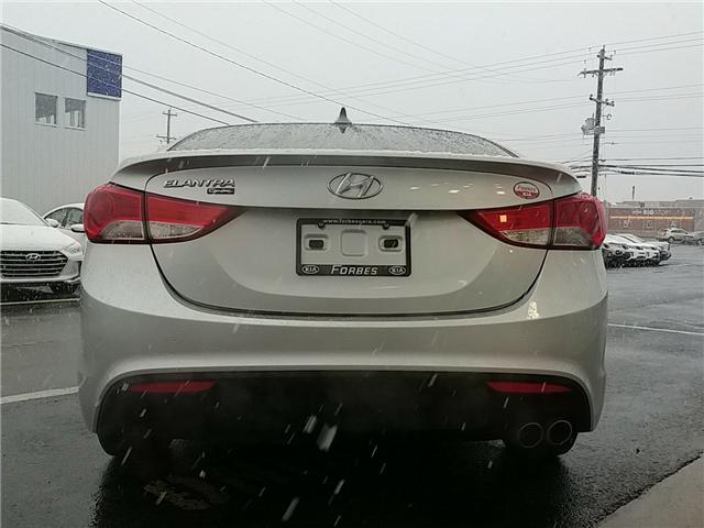 2013 Hyundai Elantra GLS (Stk: 18003A) in New Minas - Image 4 of 18