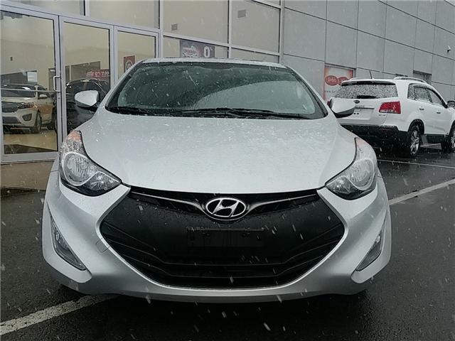 2013 Hyundai Elantra GLS (Stk: 18003A) in New Minas - Image 7 of 18