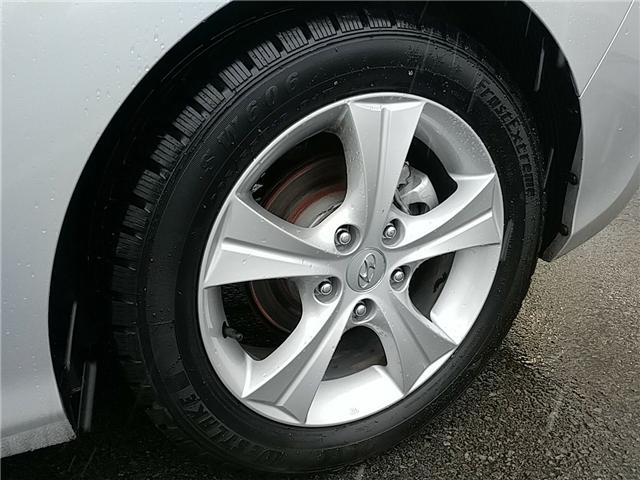 2013 Hyundai Elantra GLS (Stk: 18003A) in New Minas - Image 8 of 18